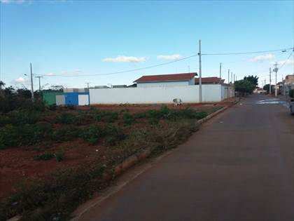 Lateral do lote