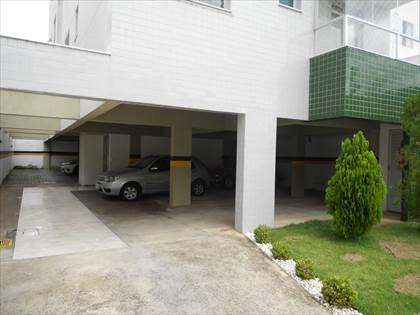 Área externa do edifício outro ângulo.