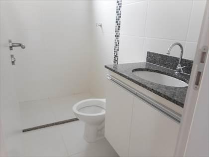 banho social com armário