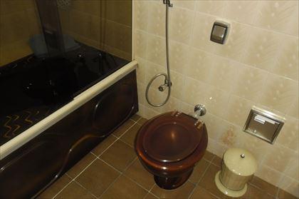 Banho suite com hidro