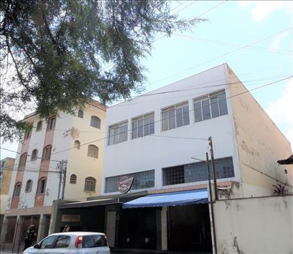 Fachada - Rua Francisco Bicalho