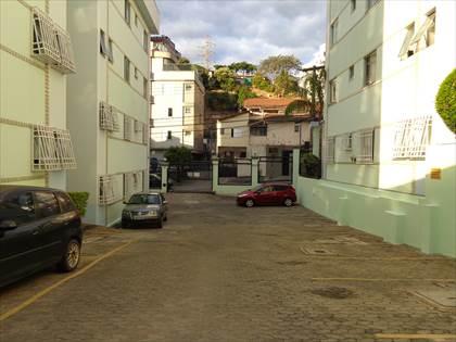 Área de estacionamento outro angulo
