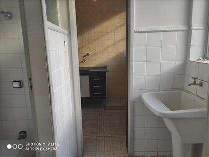 Área e banho de serviço