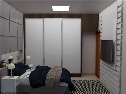 Foto ilustrativa primeiro quarto