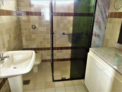 Banho social piso superior