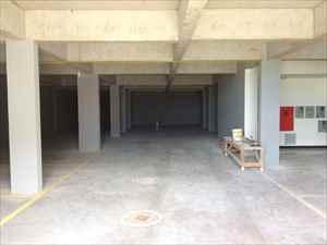 Pavimento de garagem