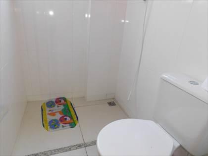 Banheiro Social com toucador