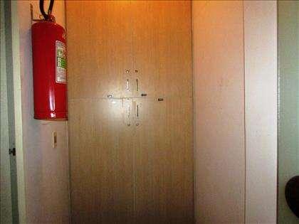Armário correspondente ao loft