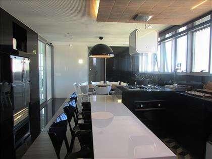 Salão Gourmet completo