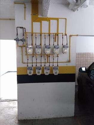 gas canalizado