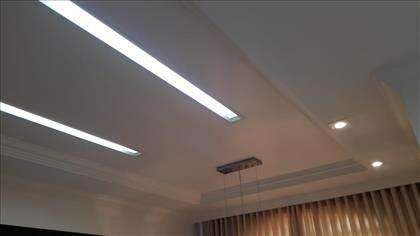 projeto luminotécnico sala jantar