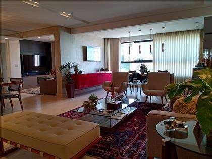 Sala para 3 ambientes