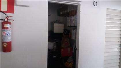 box despejo garagem