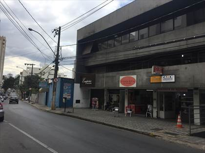 Vista da Rua Conde Linhares