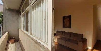 Sala com varanda - E