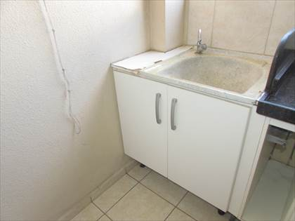 Área de serviço/cozinha