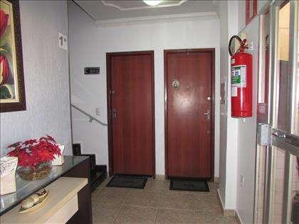 Hall de entrada decorado