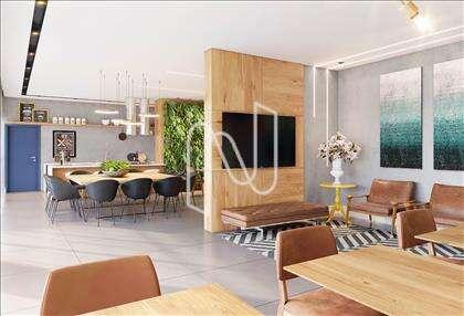 Espaço gourmet e salão de festas