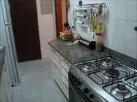 Cozinha, outro ângulo
