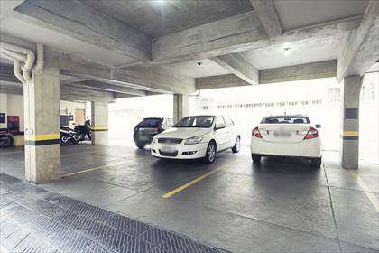 Garagem para 2 veículos