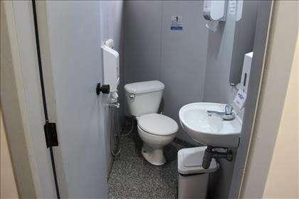 Banheiro 2 do primeiro vão livre