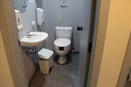 Banheiro 2 da primeira recepção
