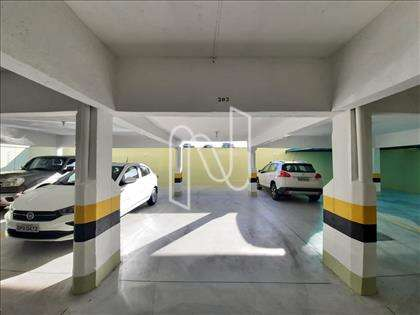 Vaga de garagem para 02 veículos em linha