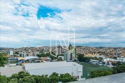 Vista panoramica e definitiva do terraço