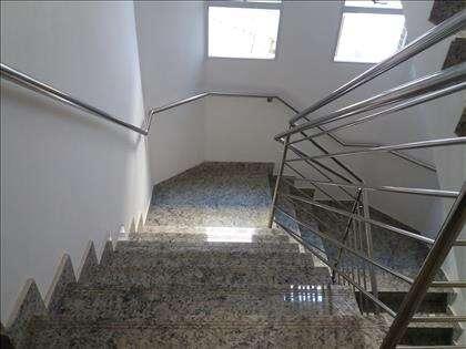 Escadas de Acesso ao Apartamento
