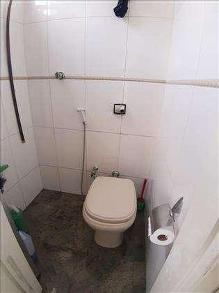 Banho de serviço