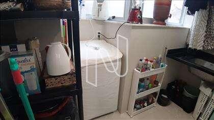 Área de serviço (serão instalados armários)