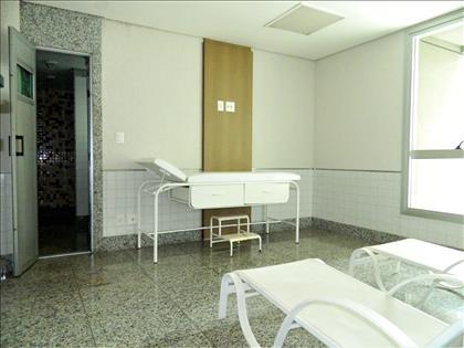 Sala de massagem/repouso