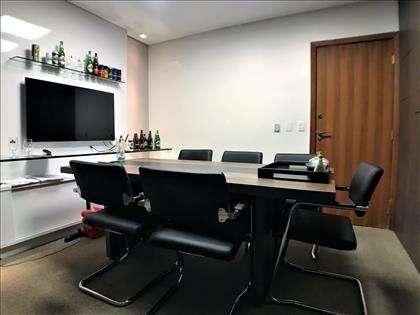 Sala de reunião ângulo 2