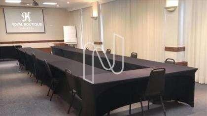 Sala de convenções ângulo 3