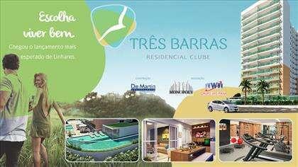 TRÊS BARRAS RESIDENCIAL CLUBE