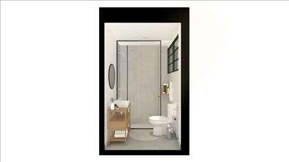 Imagem Ilustrativa - Banheiro da Suíte 2