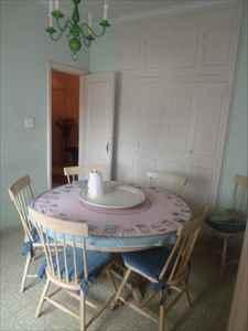 Sala de Almoço conectada a Sala de Jantar