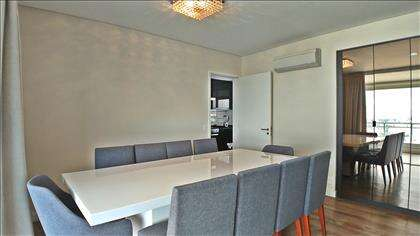 Living - sala de jantar c/Ar Condicionado