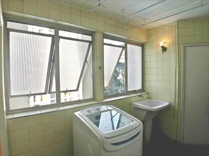 Área de Serviço c/banheiro