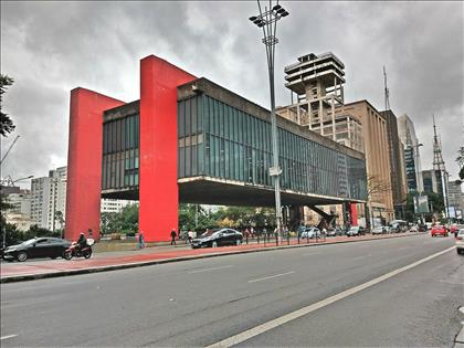 MUSEU DE ARTES DE SÃO PAULO - MASP