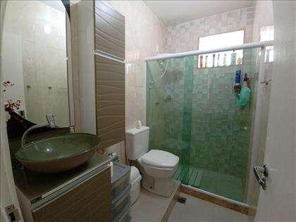 Banheiro decorado!