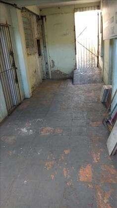 Garagem e acesso a rampa