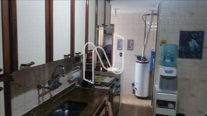 Cozinha e Área de Serviço com Boiler