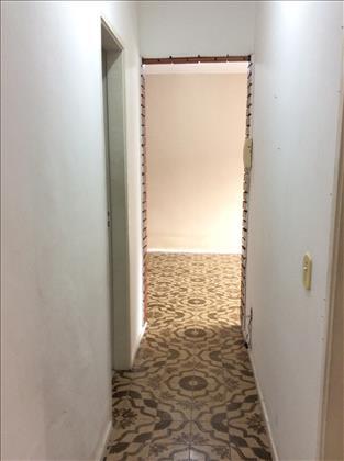 Hall de acesso aos quartos