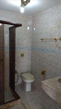 Banheiro Social Com Box Blindex