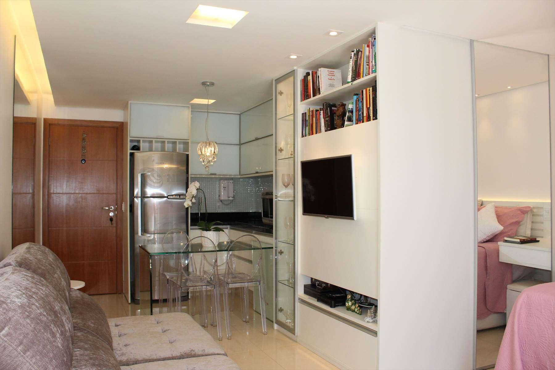 apartamento 1 quarto,apart-hotel,distrito federal,asa norte,brasília,