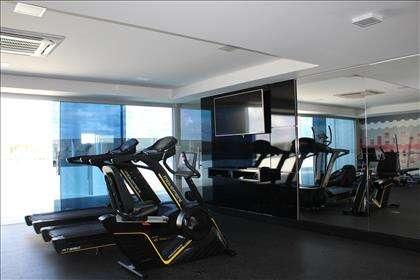 30 - Espaço Fitness Bem Equipado