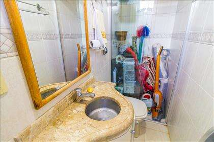 21 - Banheiro de Serviço