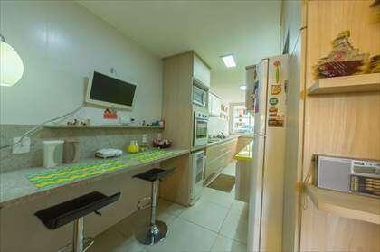 Cozinha planejada.