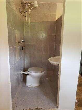 Banheiro depósito